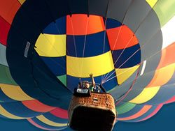 California Hot Air Balloon Rides Southern California
