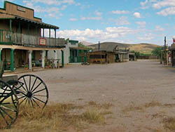 Gammons Gulch Movie Set and Museum