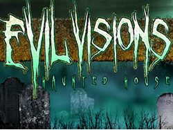 Evil Visions Haunted House Attraction Louisianna