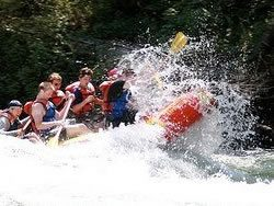 Oregon Rafting Excursions and Fishing Trips