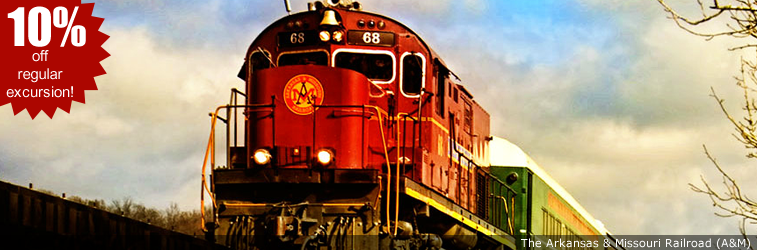 The Arkansas & Missouri Railroad (A&M)