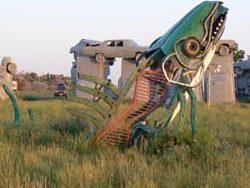 Carhenge of Alliance, Nebraska
