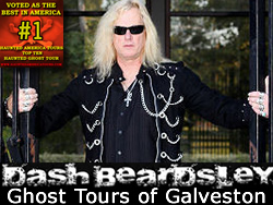 Ghost Tours of Galveston Island