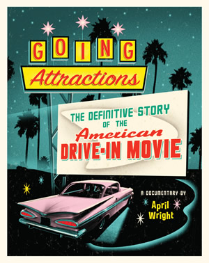 Going Attractions drive in Movies