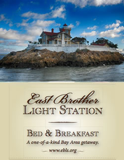 East Brother Light Station Bed and Breakfast